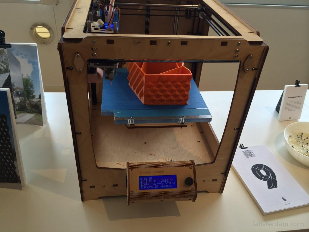 ultimaker printing