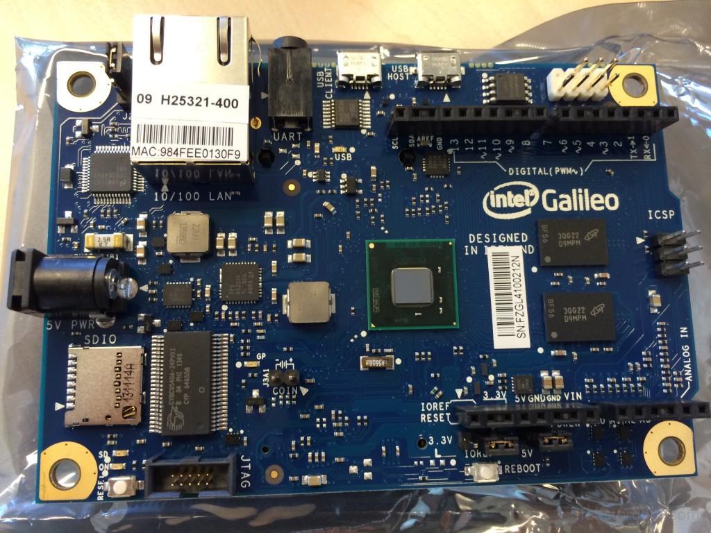 Galileo board